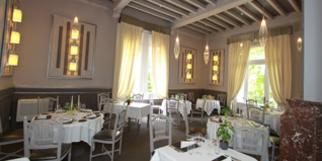 Restaurant Le Mazerand Lattes et sa terrasse avec une carte gastronomique dans un cadre superbe aux portes de Montpellier (® NetWorld-Fabrice Chort)