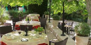 Mazerand Restaurant avec jardin Montpellier à Lattes avec une carte gastronomique dans un cadre superbe aux portes de Montpellier (® SAAM-Fabrice Chort)