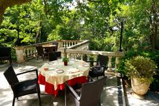 Restaurant avec jardin Montpellier Le Mazerand Lattes Restaurant gastronomique et ses superbes terrasses pour déjeuner  (® SAAM-Fabrice Chort)