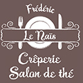 Le Naïs Frontignan Crêperie-salon de thé et glacier qui propose aussi des plats du jour.