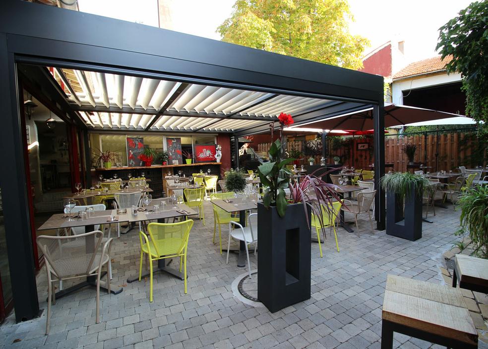 le patio mauguio restaurant de grillades au feu de bois resto avenue. Black Bedroom Furniture Sets. Home Design Ideas