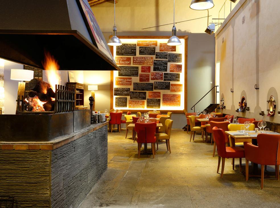 Le Patio Mauguio Restaurant de grillades au feu de bois Resto Avenue # Restaurant Feu De Bois