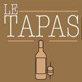 Logo du bar à tapas Le Tapas au centre-ville de Montpellier