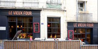 Le vieux Four Montpellier est un restaurant avec une cuisine fait maison en centre-ville qui propose des tables en terrasse pour les beaux jours.(® SAAM-fabrice Chort)
