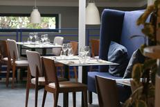Restaurant Les Gourmands Montpellier propose une cuisine fait maison avec produits frais sur l'avenue Saint Lazare au centre-ville (® SAAM-Fabrice Chort)