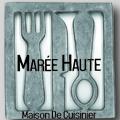 Marée Haute Frontignan restaurant avec une cuisine fait Maison traditionnelle proposant des poissons notamment et des tables en terrasse.
