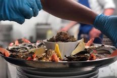 Commander un plateau de coquillages à Sète au restaurant Oh Gobie ( ® oh gobie)