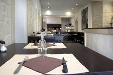 Pizzeria Chez Vincent Montpellier dans le quartier des Beaux Arts (® networld-sabrina boirel)