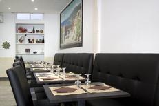 Restaurant italien Montpellier : la Pizzeria Chez Vincent dans le quartier des Beaux Arts (® networld-sabrina boirel)