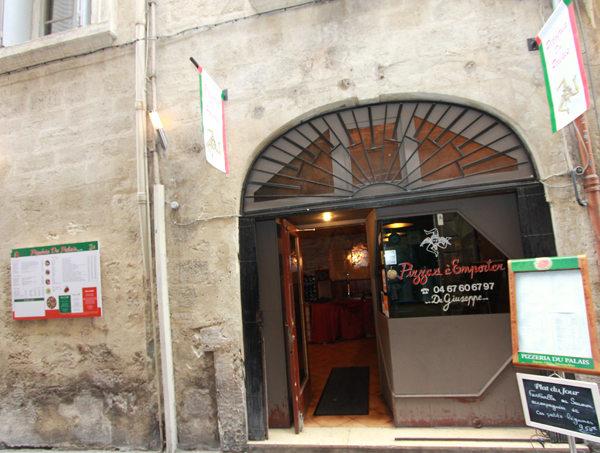 Pizza Feu De Bois Montpellier - Pizzeria du Palais Montpellier Restaurant italien Resto Avenue fr