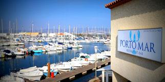 Porto Mar Frontignan Restaurant de poissons et cuisine portugaise, méditerrannéene qui propose une cuisine fait maison à base de produits frais.(® SAAM-fabrice Chort)