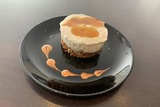 Restaurant de l'hôtel le Mas de Grille propose des desserts maison