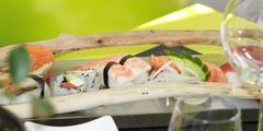 Sushi Montpellier à déguster dans restaurant ou à emporter (® SAAM-fabrice Chort)