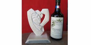 Huilerie Clermont l'Hérault a reçu le Coup de cœur des femmes 2017 pour sa cuvée d'huile d'olive Bouteillan