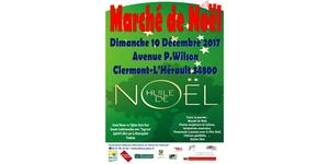 Huilerie Clermont l'Hérault annonce le Marché de Noël le dimanche 10 décembre et l'arrivée de l' Huile de Noël.